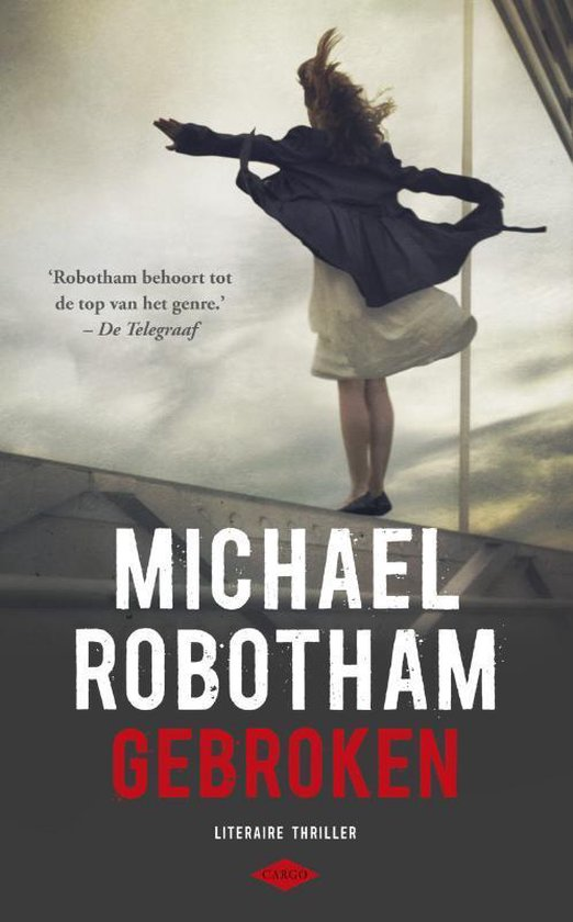 O'Loughlin 3 - Gebroken - Michael Robotham  