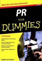 Pr Voor Dummies, 2/E
