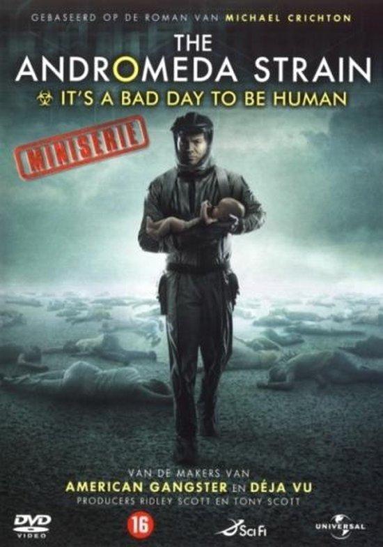 Cover van de film 'Andromeda Strain'