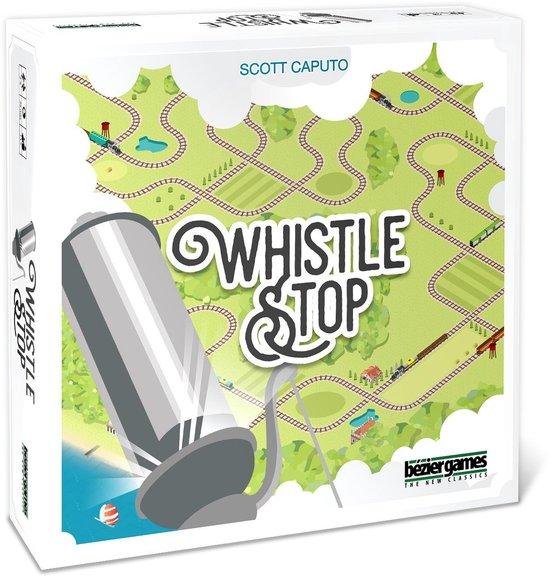 Afbeelding van het spel Asmodee Whistle Stop - EN