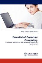 Essential of Quantum Computing