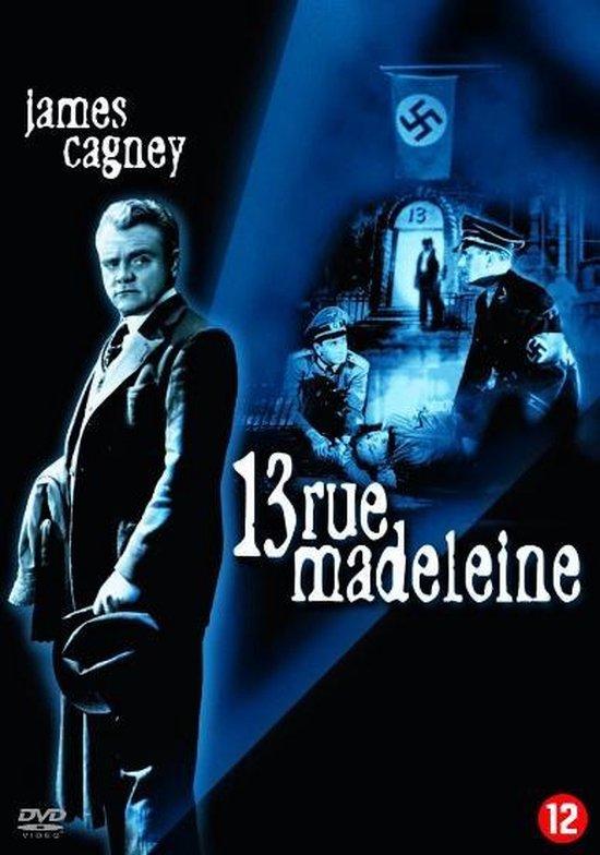 Cover van de film '13 Rue Madeleine'