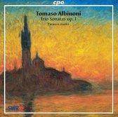 Albinoni: Trio Sonatas Op. 1 / Parnassi Musici