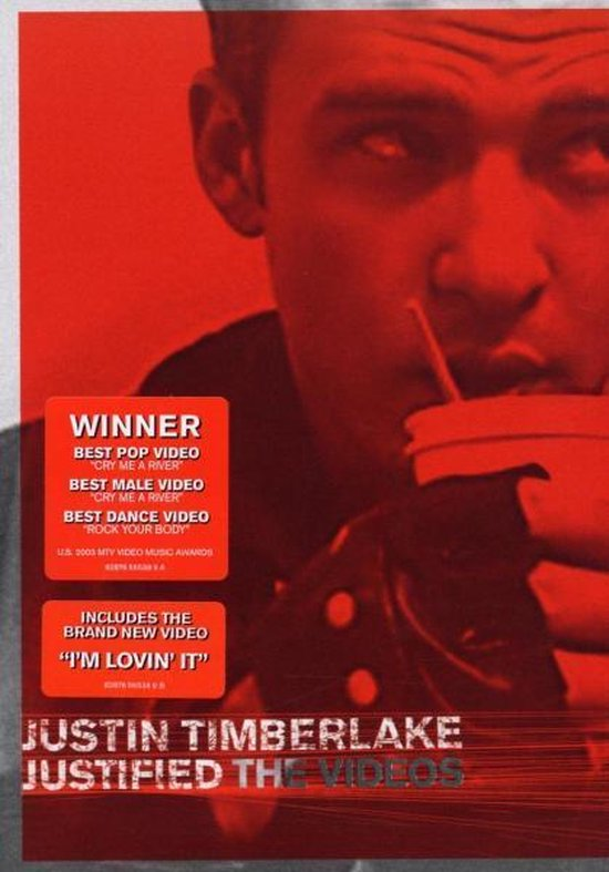 Cover van de film 'Justin Timberlake - Justified: The Videos'