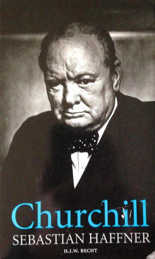 Churchill - Sebastian Haffner |