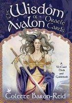 Baron-Reid, C: Wisdom Of Avalon Oracle Cards