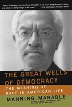 The Great Wells Of Democracy