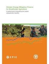 Climate change mitigation finance for smallholder agriculture