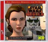 Omslag Disney - Star Wars Rebels 12: Das Geheimnis des Gefangenen X10 / Eine Prinzessin auf Lothal