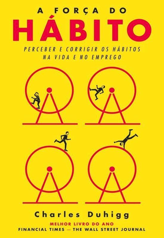Boek cover A Força do Hábito van Charles Duhigg (Onbekend)