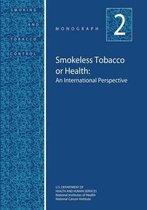 Boek cover Smokeless Tobacco or Health van U S Department Of Healt Human Se