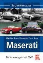 Typenkompass. Maserati
