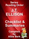 JT Ellison: Series Reading Order - with Summaries & Checklist