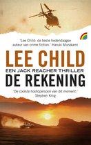 Omslag Jack Reacher 11 - De rekening