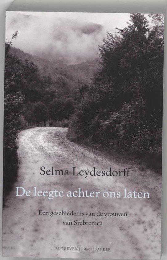 De leegte achter ons laten - Selma Leydesdorff |