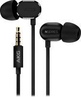 AKG N20 - Premium in-ear oordopjes - Zwart
