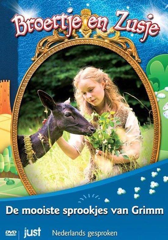 Cover van de film 'Mooiste Sprookjes Van Grimm - Broertje En Zusje'
