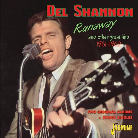 Runaway & Other Great Hits 1961-62. Two Original A