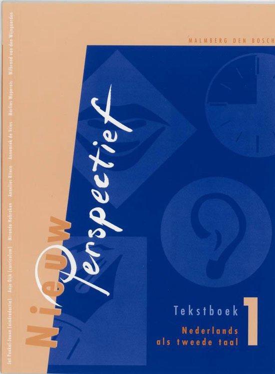 Nieuw perspectief 1 Tekstboek - M. Habraken |