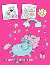 Fun Activity Books For Kids Ages 7-9
