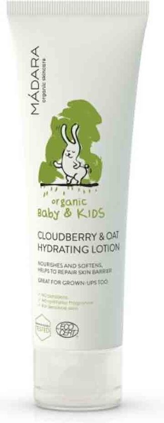 Organic Baby & Kids Cloudberry & Oat Hydrating Lotion