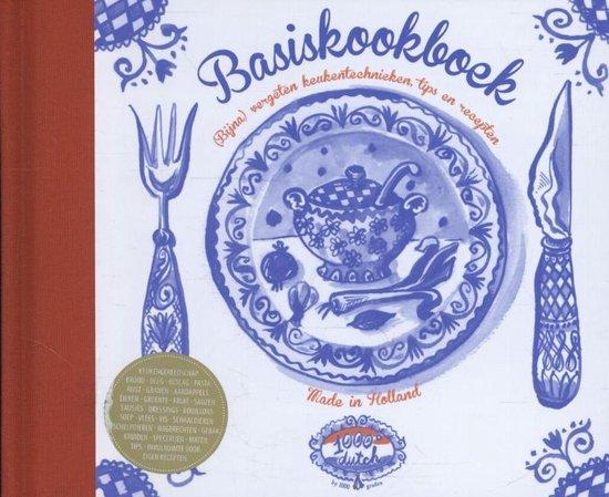 Cover van het boek '1000 graden basiskookboek' van Francis van Arkel