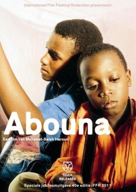 Cover van de film 'Abouna'