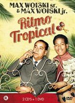 Max Woiski Sr. & Max Woiski Jr. - Ritmo Tropical (1Dvd+2Cd)