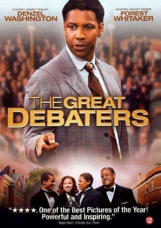 Cover van de film 'The Great Debaters'