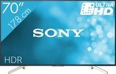 Sony KD-70XF8305 - 4K TV
