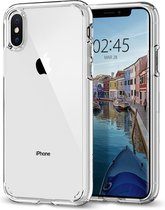 Spigen Ultra Hybrid for iPhone X crystal clear
