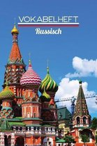 Vokabelheft Russisch