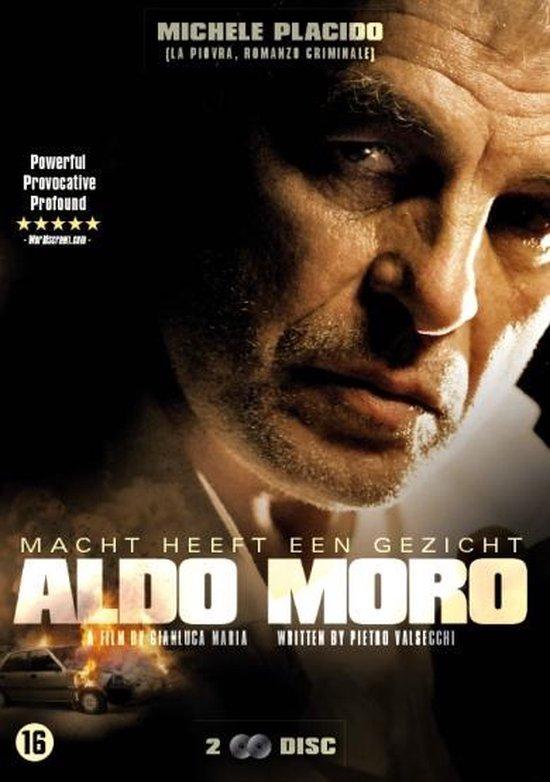 Cover van de film 'Aldo Moro'