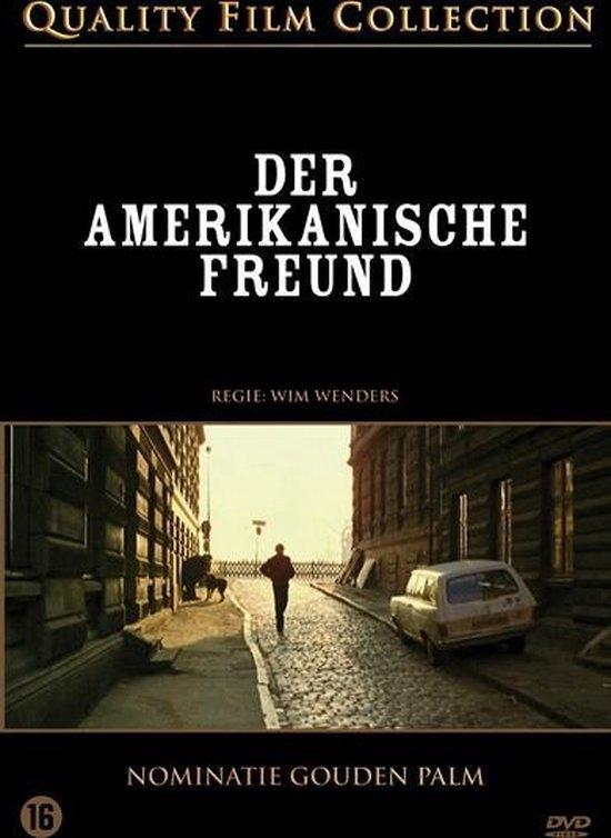 Cover van de film 'Der Amerikanischer Freund'