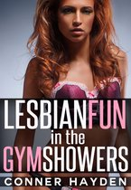 Lesbian Fun In The Gym Showers
