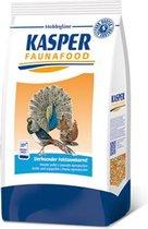 Kasper Faunafood Hobbyline Sierhoendervoer Foktoom Productiekorrel - Vogelvoer/Eendenvoer - 4 kg