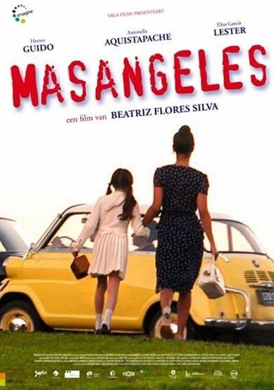 Cover van de film 'Masangeles'