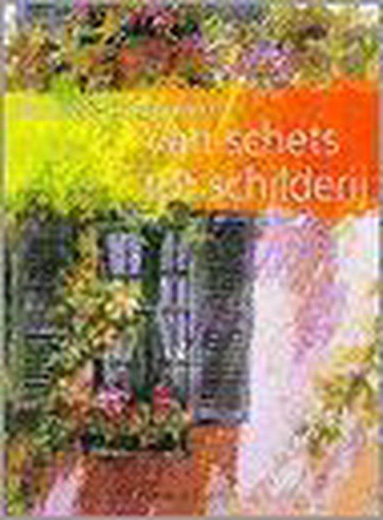 Van Schets Tot Schilderij - Wendy Jelbert |