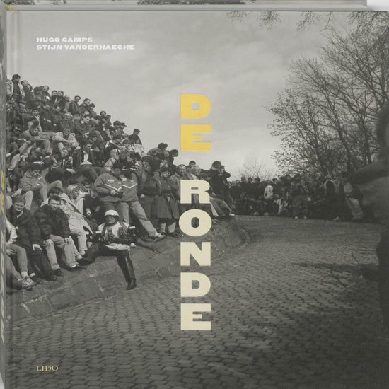 Boek cover De Ronde van Stijn Vanderhaeghe (Hardcover)