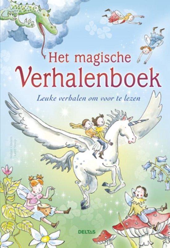 Het magische verhalenboek - Walter Oliviers |