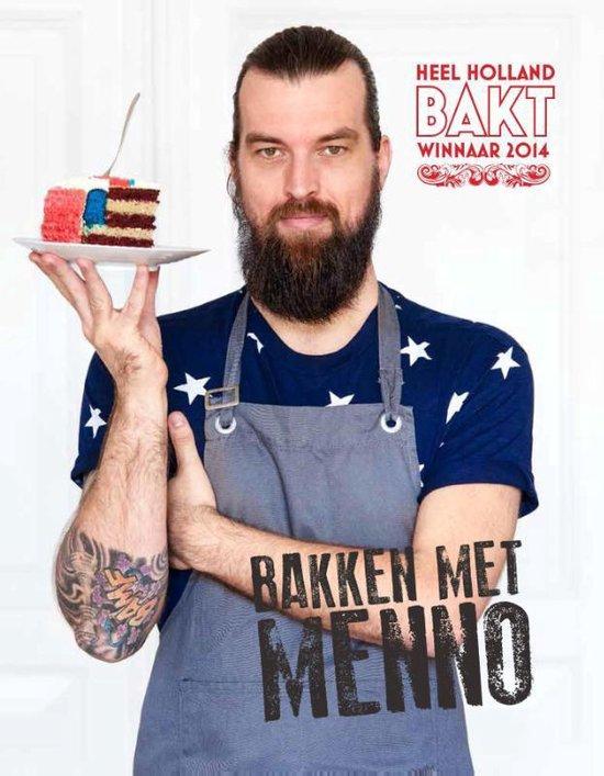 Bakken met Menno. Heel Holland bakt winnaar 2014