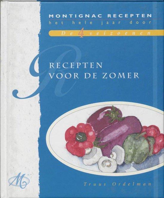 Recepten voor de zomer - T. Ordelman pdf epub