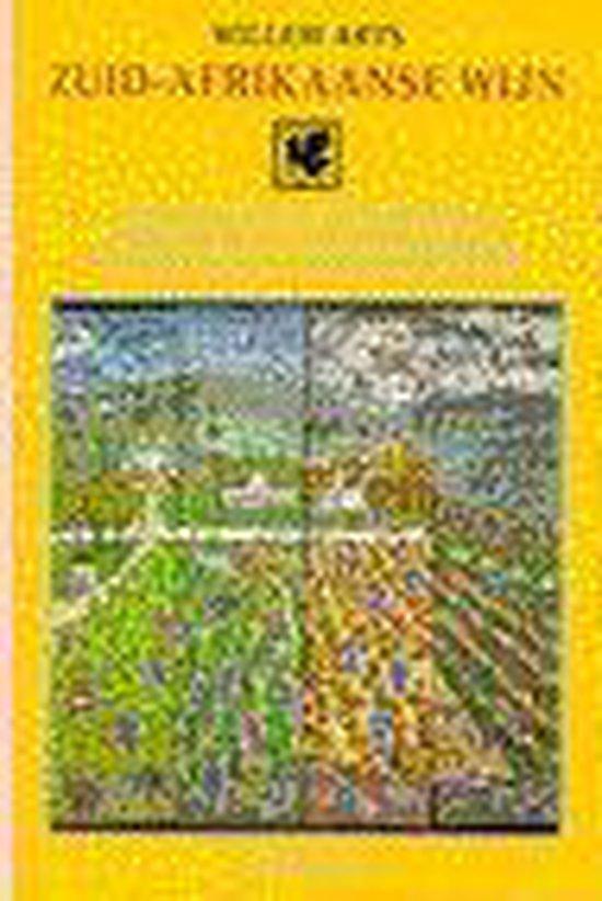 ZUID-AFRIKAANSE WIJN - Willem Arts | Fthsonline.com