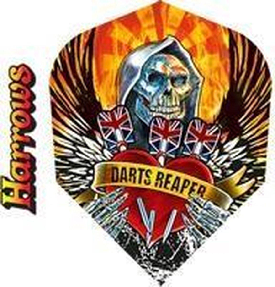 Harrows Quadro Darts Reaper Set à 3 stuks