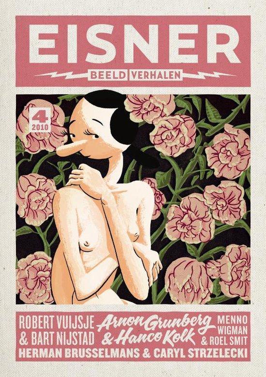Cover van het boek 'Eisner'