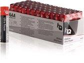 HQ AAA Alkaline Batterijen - 48 stuks
