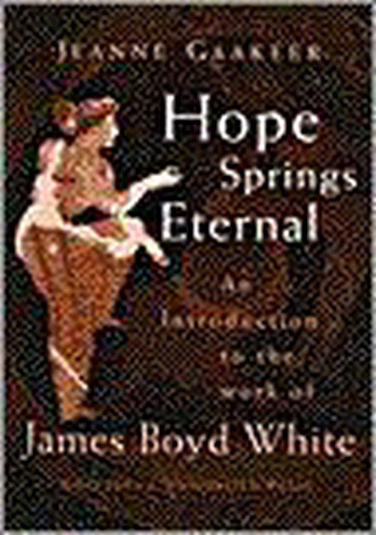 Boek cover Hope Springs Eternal van Gaakeer (Paperback)