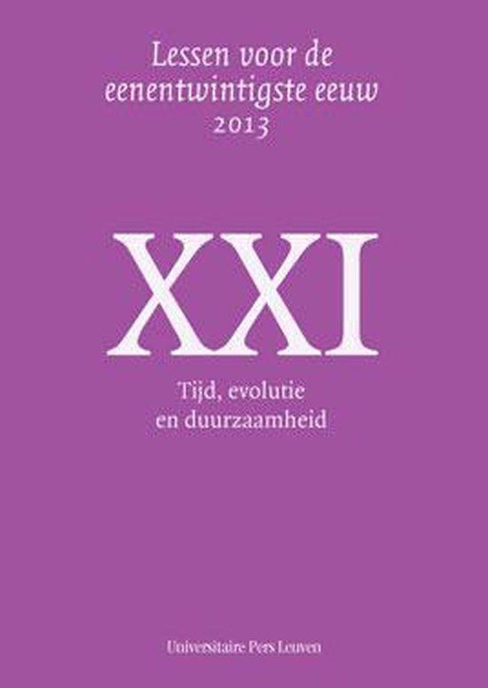 Lessen voor de eenentwintigste eeuw 19 - XXI Tijd evolutie en duurzaamheid - none |