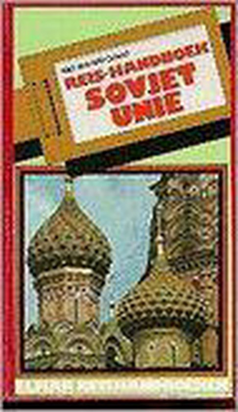 REISHANDBOEK SOVJET UNIE - Van Der Graaf |