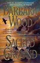 Boek cover Sacred Ground van Barbara Wood